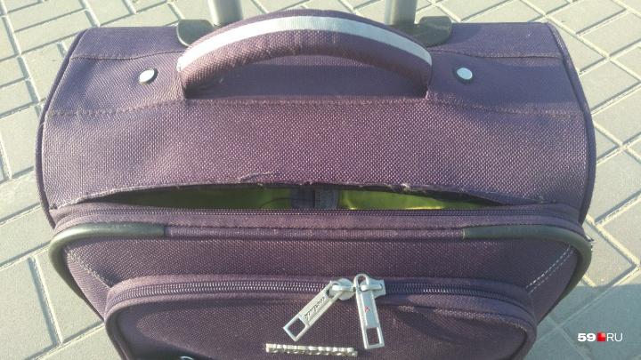Пермячка взыскала с «Победы» деньги за украденный багаж