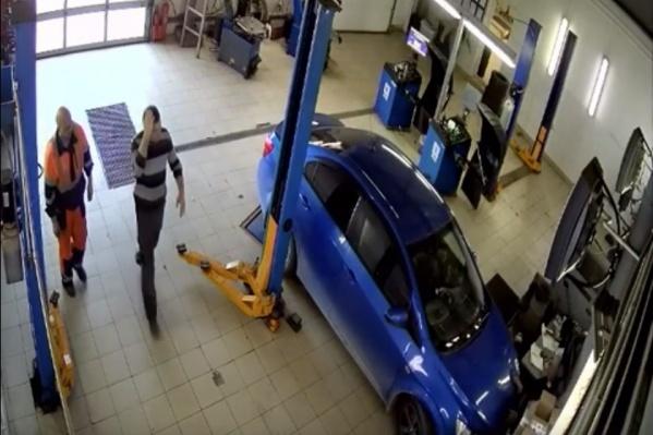 Автомобилистка хотела решить вопрос в досудебном порядке, но не смогла договориться с пострадавшим