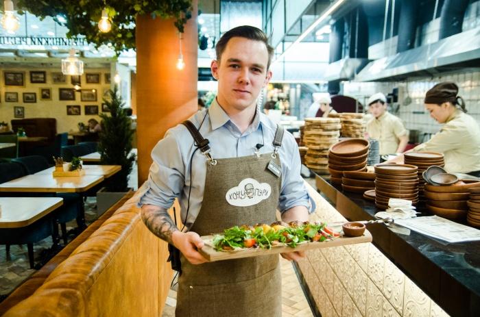 В новом ресторане можно отведать все самые популярные блюда грузинской кухни