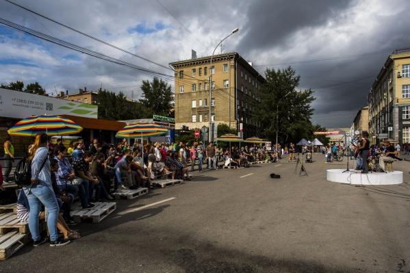 Шум в центре города заставил владельцев квартир искать более спокойные районы