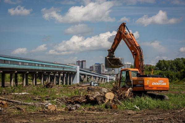 По планам строительство станции должны завершить в 2022 году