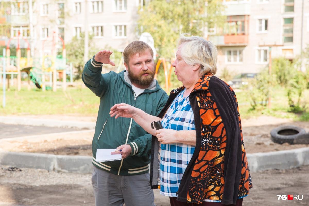 В интернете пенсионерку прозвали «Нина Ивановна из Ярославля»