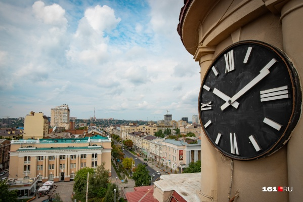 Ростов занял в рейтинге седьмое место