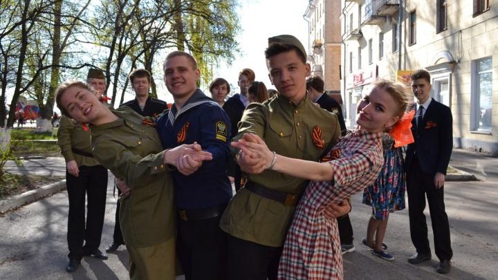 В вихре майского вальса: северян приглашают присоединиться к танцевальной акции в День Победы