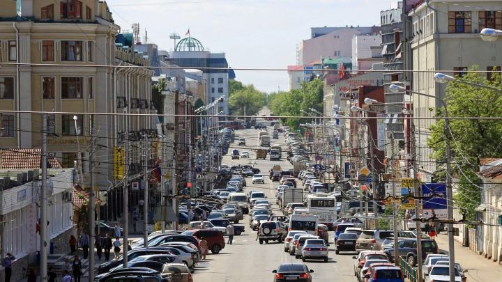 Проект платных парковок в центре Уфы оценили в 1,2 миллиарда рублей