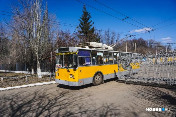 В дальнейшем троллейбус будут выпускать на разные маршруты