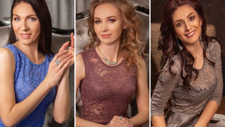 И как эти красотки всё успевают? Выбираем главную маму Урала вместе с читателями E1.RU