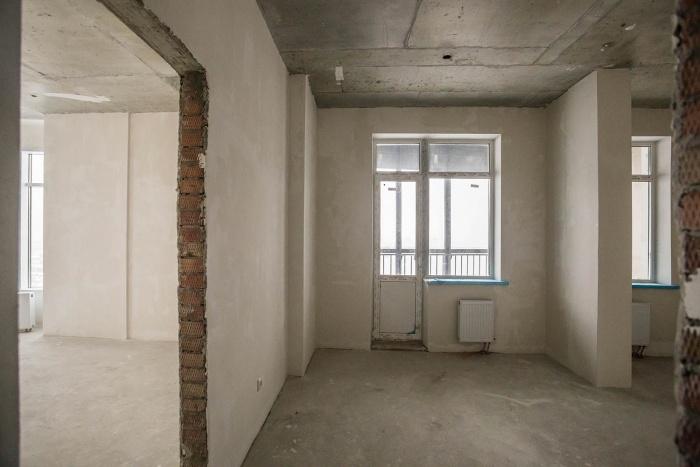 Средняя площадь строящихся в Новосибирске квартир сейчас составляет 52 кв. м