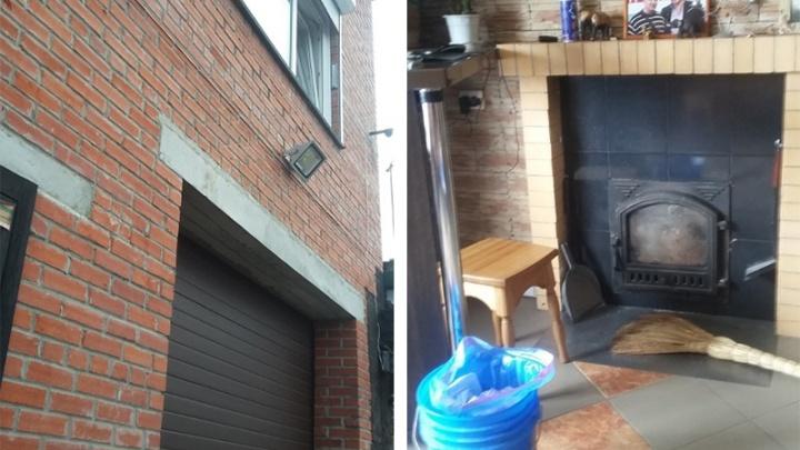 В Академгородке выставили на продажу гараж-квартиру с сауной