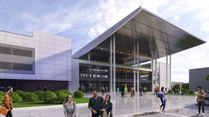 Инвесторов для строительства речного вокзала в Самаре решили завлечь ресторанами