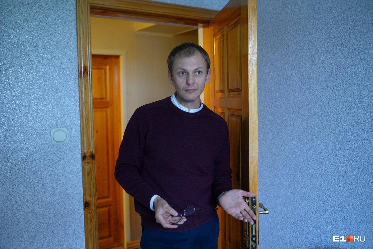 Андрей Геннадьевич планировал сделать в доме ремонт, но из-за слухов о сносе решил подождать