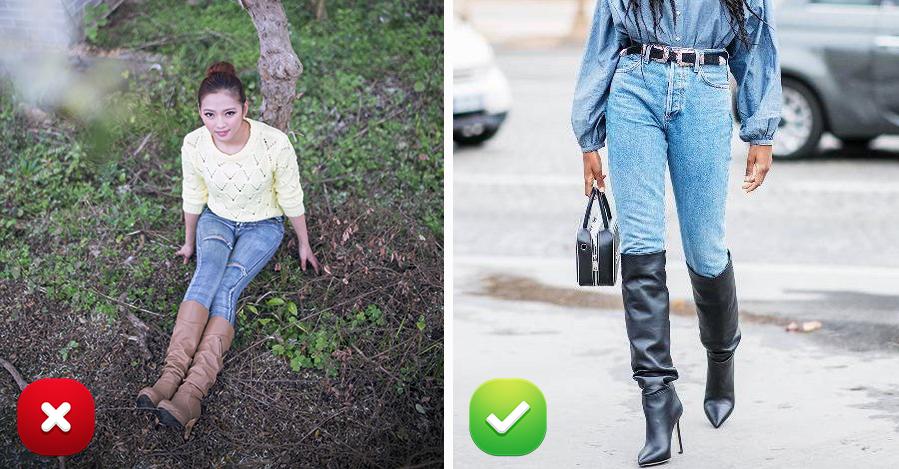 Недоюбки, узкие джинсы, шапки с помпонами: 10 грубых ошибок в стиле, которые этой весной заметят все