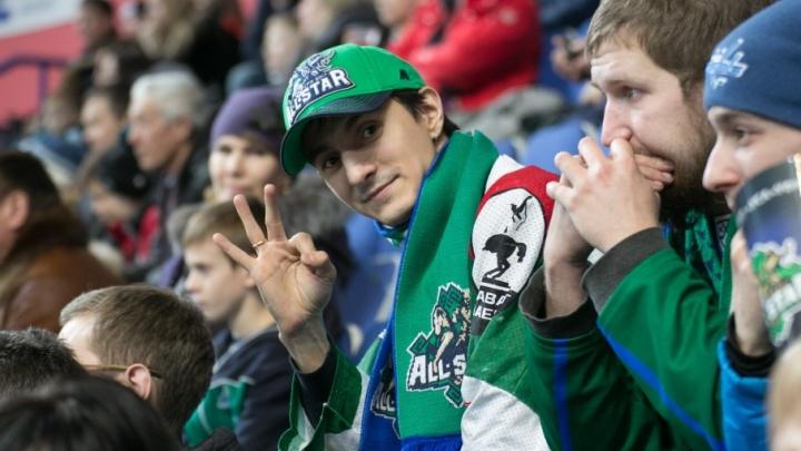 Матч «Салавата Юлаева» и «Динамо» пройдет под рок-концерт