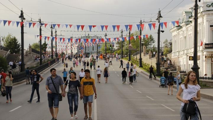 В среду на Любинском проспекте омичей весь день будут кормитьнациональными блюдами разных народов