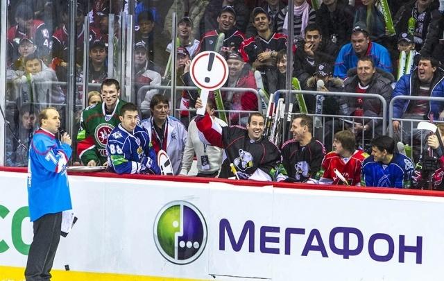 Автограф-сессия со звездами молодежного хоккея пройдет в салоне «МегаФона» в Уфе
