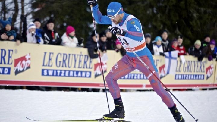Отстранённый от Олимпиады свердловский лыжник Евгений Белов выиграл отбор на Кубок мира