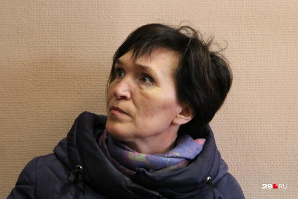 Елена Калинина — председатель инициативной группы по проведению референдума о запрете ввоза отходов из других регионов и одна из организаторов несогласованного митинга 7 апреля