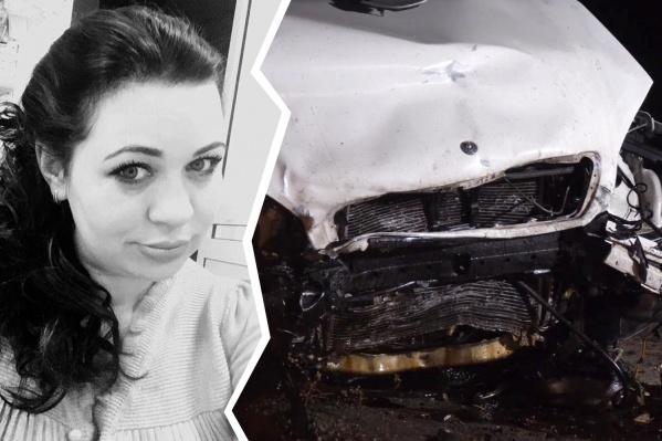 32-летняя жена водителя «Нексии» не выжила после столкновения с этим «Мерседесом»