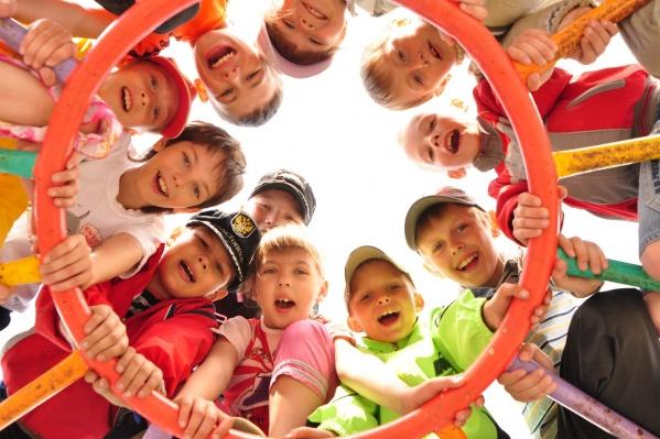 В день защиты детей в ТРК «Титан Арена» малышам не дадут скучать
