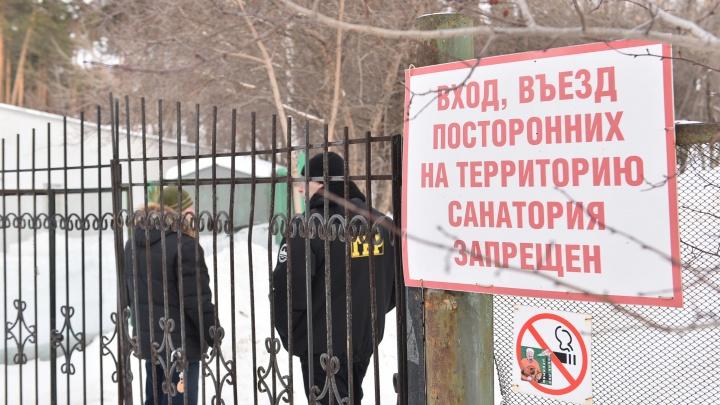 Одноразовая посуда и запрет на выход из здания: как в «Бодрости» будут жить китайцы на карантине