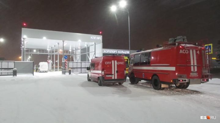 Мужчина, «заминировавший» самолет из Екатеринбурга в Сургут, объяснил свой поступок