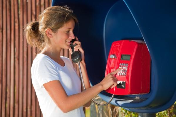 Значительную часть трафика с таксофонов составляют звонки в экстренные оперативные службы