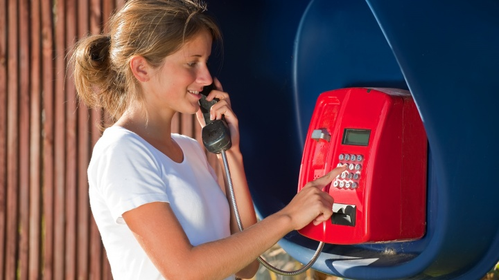 Ростелеком отменил плату за звонки с таксофонов