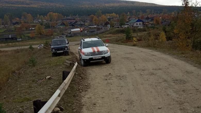 Трагическое происшествие случилось рядом с поселкомКосья