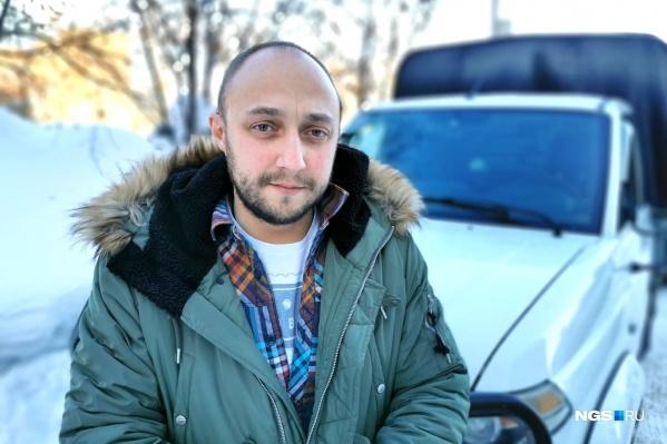 Алексей Носов — один из тех, кто протестировал лайфхак