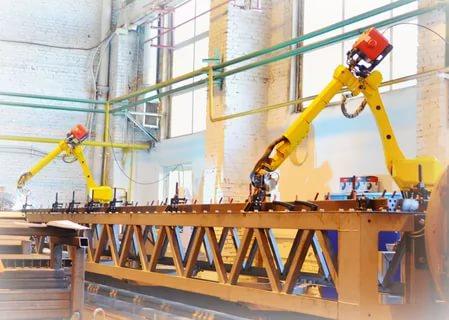 Подвели роботы-сварщики: Челябинскому заводу металлоконструкций запретили отравлять воздух