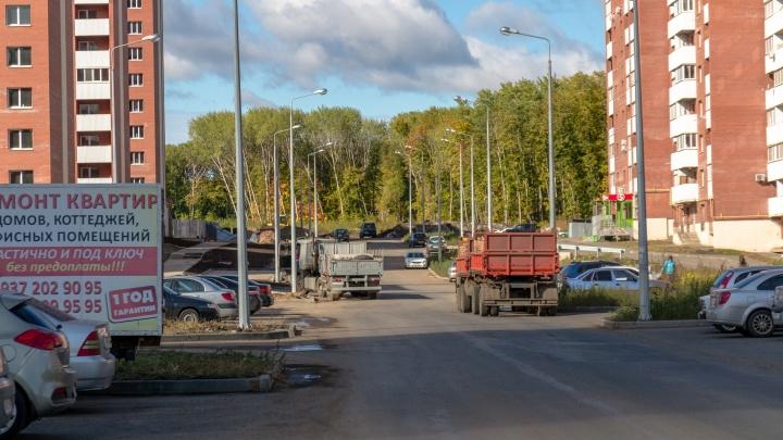 «Пустим автобусы»: стали известны сроки строительства сквозной дороги через микрорайон Новая Самара