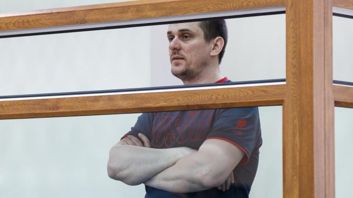 17 лет и три месяца строгого режима: в Волгограде вынесли приговор Александру Геберту