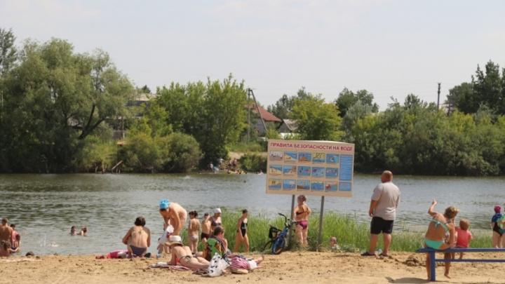 Шумков отправил подчиненных оценивать пляжи. Купальный сезон в Курганской области откроют с 1 июля