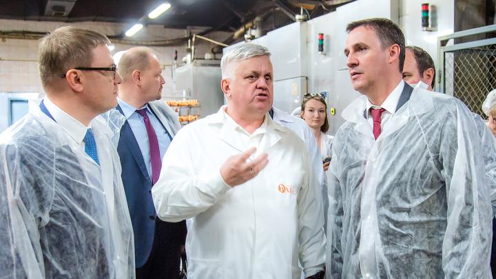 """Андрей Косилов: «""""Равис"""" построит молокозавод на 100 тонн продукции в сутки»"""