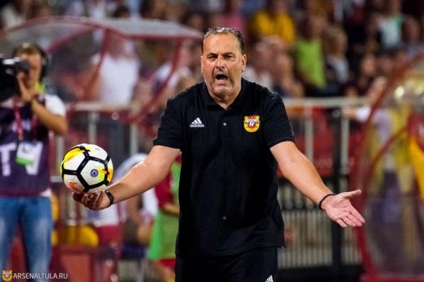 Черногорский специалист подписал контракт с «Крыльями» на 2,5 года