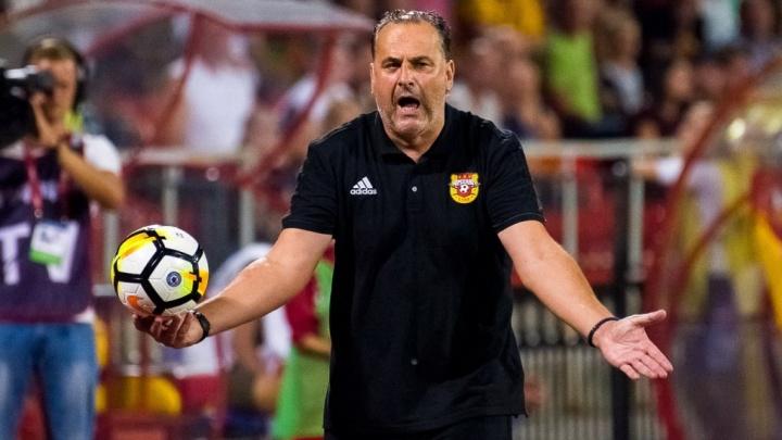 Главным тренером «Крыльев Советов» стал Миодраг Божович