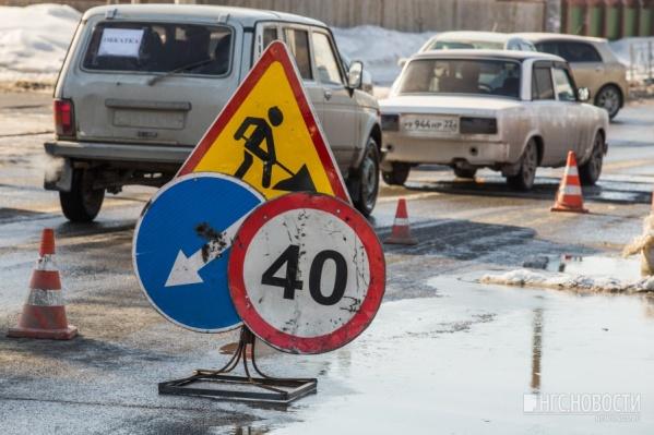 Ремонт участка трассы Р-255 «Сибирь» закончится осенью 2019 года