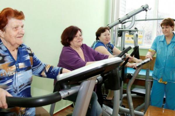 Поддержка пенсионеров является приоритетным направлением работы фонда