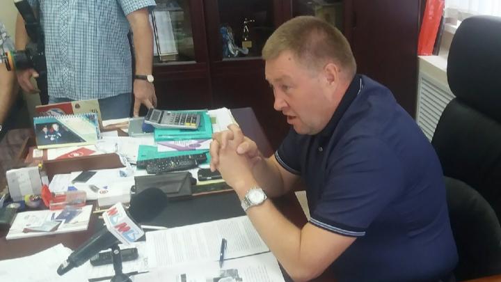 «По распоряжению губернатора»: в Волгограде глава облкомспорта не видел коллективное письмо «Ротора»