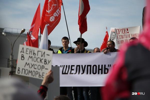 По мнению адвоката «Агоры» Станислава Селезнёва, северяне стали эмоционально реагировать на слова губернатора про «шелупонь» — оттуда и большое количество дел