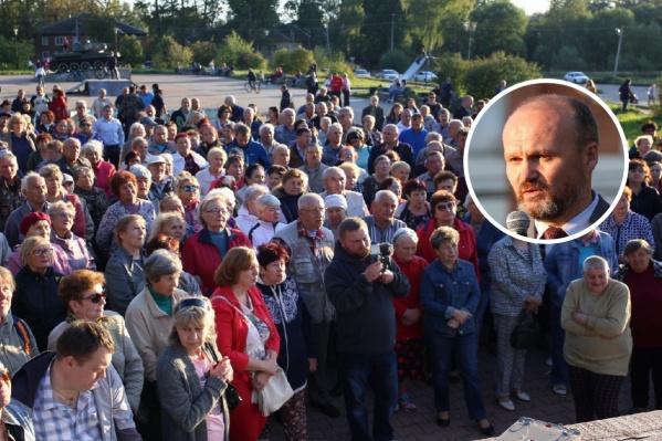 В Переславле назрел скандал из-за ЖКХ