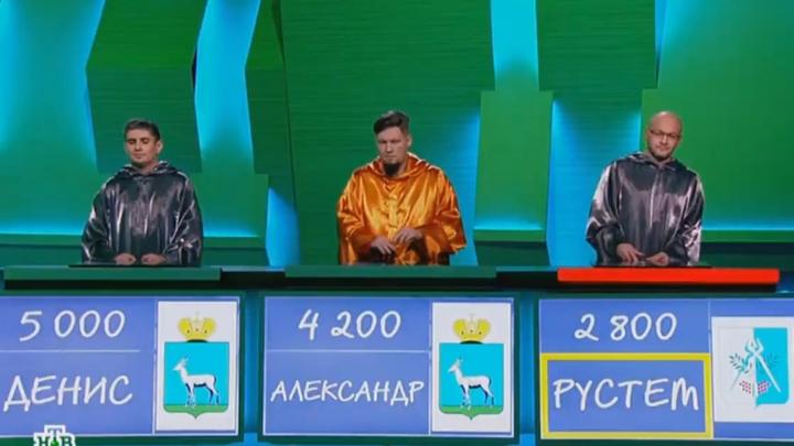 Сисадмин из Самары попал в финал «Своей игры» на НТВ