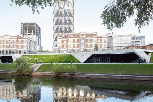 Ландшафтный архитектор предположил, что заказчик проекта сэкономил на материалах