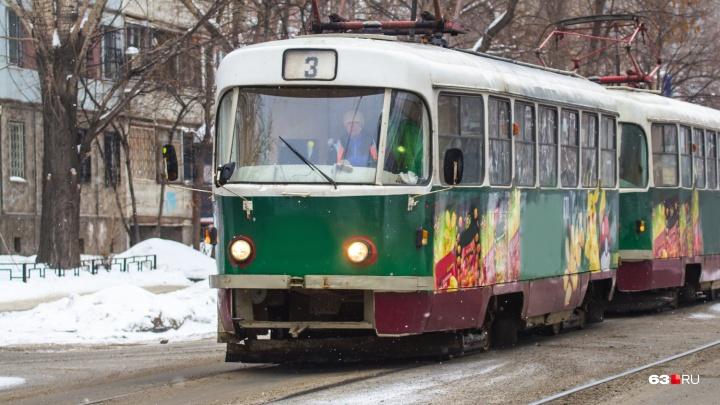 Открытие движения трамваев по Заводскому шоссе перенесли на первый квартал 2019 года