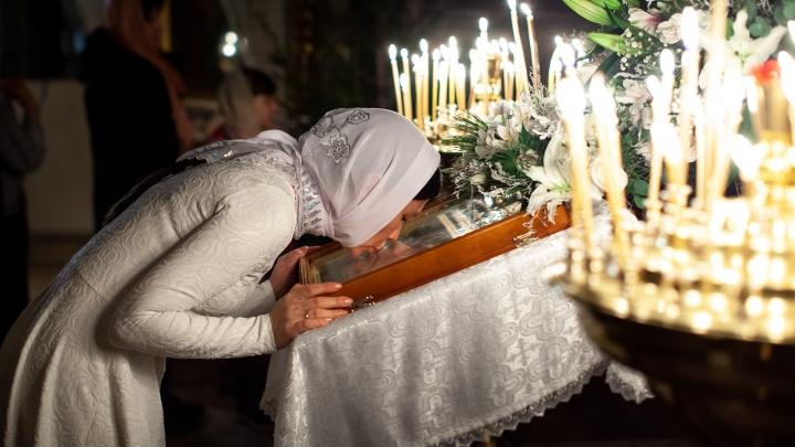 Рождество Христово: как в Тюмени отмечают праздник — в 15 кадрах от 72.RU