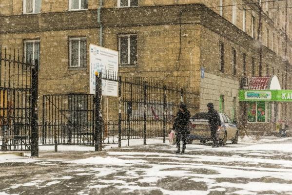 Новосибирск переживает первую зимнюю метель со всеми вытекающими последствиями