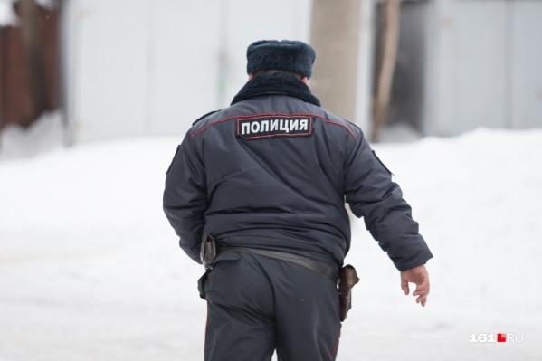 Стражи порядка оперативно бросились на помощь пострадавшему