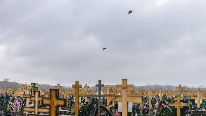 В Самаре хотят построить новое кладбище