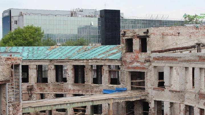 Здание Фабрики-кухни в Самаре официально передали в управление Третьяковской галереи