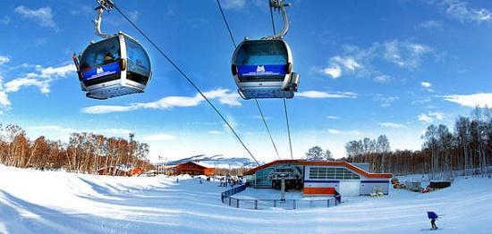 В Магнитогорске открыли пятнадцатый горнолыжный сезон